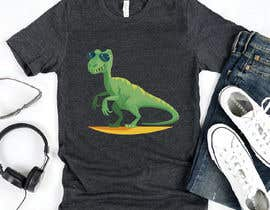 #19 для Graphic Designer to Create 6 T Shirt Design Collection от MstFaridaBegom