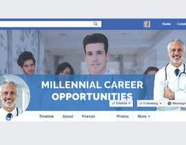 "MOMODart tarafından Facebook Cover Photo for ""Millennial Career Opportunities"" için no 27"