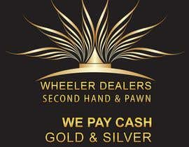 #2 untuk Need a Logo, Roadside sign and flyer for my second hand shop oleh gloriousweb