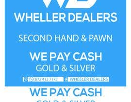 #29 untuk Need a Logo, Roadside sign and flyer for my second hand shop oleh hasibalhasan139