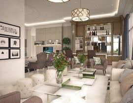 #17 for living area Interior design af fridaanantya