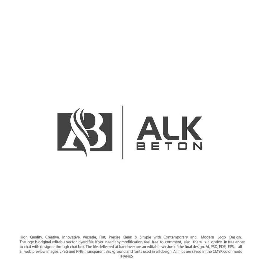 Inscrição nº 866 do Concurso para I need a logo for a concrete production company