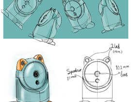 #9 for Design a fashionable camera enclosure (concept drawing) af abdillahfnoor