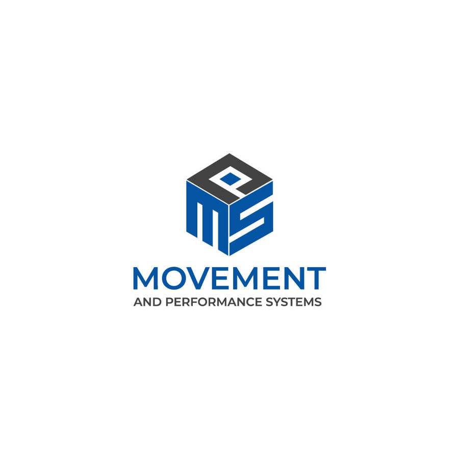 Kilpailutyö #66 kilpailussa Movement and Performance Systems Logo