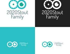 #19 para I'm looking for a family reunion logo that will take place in 2020. So something with 2020, a perfect vision, maybe with glasses, and the family name: Stout  por charisagse