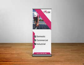 #13 for I need a pull up banner designed for our company by sakibtherockboy
