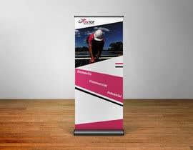Nro 17 kilpailuun I need a pull up banner designed for our company käyttäjältä Hasnainbinimran