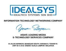 #28 for To design Corporate - IDEALSYS Banner Board by joengn