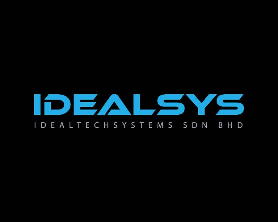Конкурсная заявка №16 для To design Corporate - IDEALSYS Banner Board