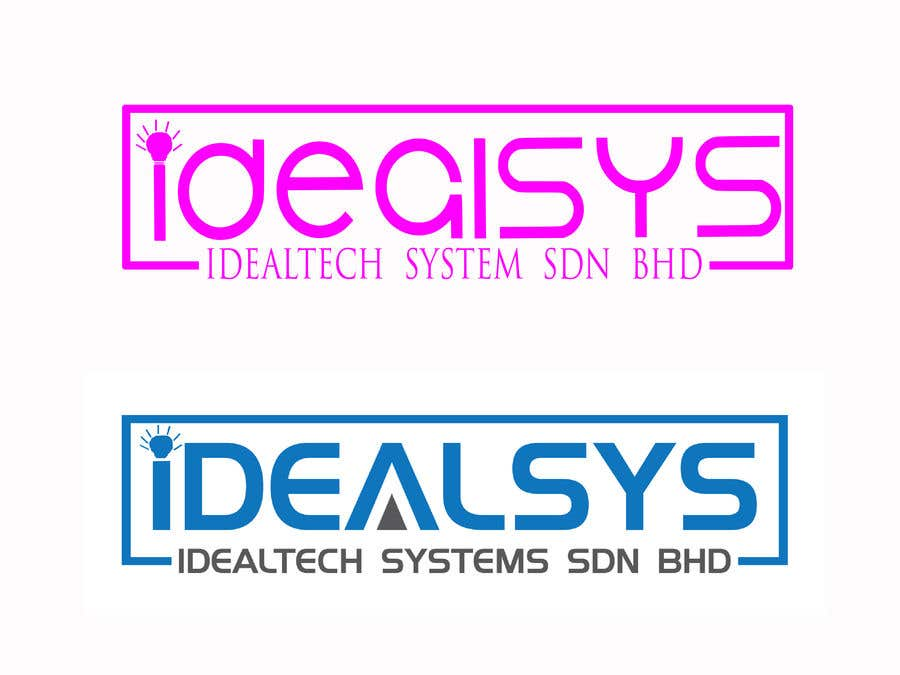 Конкурсная заявка №22 для To design Corporate - IDEALSYS Banner Board