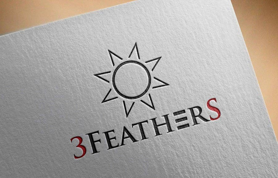 Konkurrenceindlæg #                                        95                                      for                                         Design a Logo for 3 Feathers Star Quilts