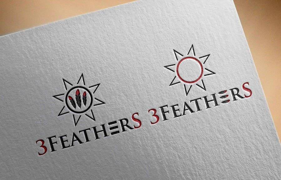 Konkurrenceindlæg #                                        103                                      for                                         Design a Logo for 3 Feathers Star Quilts