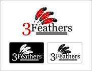Graphic Design Konkurrenceindlæg #54 for Design a Logo for 3 Feathers Star Quilts
