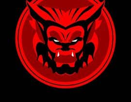 Sico66 tarafından Design A Monster Head Logo için no 33