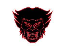 hasibalhasan139 tarafından Design A Monster Head Logo için no 20
