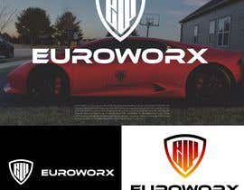 "#257 for Design a logo for ""EuroWorx"" luxury automotive repair Ferrari - Porsche - Lamborghini by anomdisk"