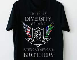 "#40 for The ""American-African"" Experience: T shirt & Hoodie Design af raihan397"