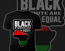 "#47 for The ""American-African"" Experience: T shirt & Hoodie Design af hasembd"