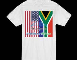 "#61 for The ""American-African"" Experience: T shirt & Hoodie Design by eshu349"