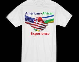 "#62 for The ""American-African"" Experience: T shirt & Hoodie Design by eshu349"