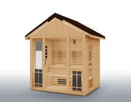alvinagamble tarafından 3D model of wood and glass için no 3