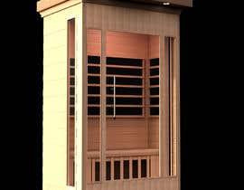 Nro 26 kilpailuun 3D modeling - Wood and Glass käyttäjältä alexandrsamuilik