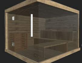 Nro 25 kilpailuun 3D modeling - Wood and Glass käyttäjältä techshiny