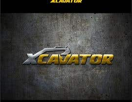 "#242 для Logo Design for ""Xcavator"" от monstersox"