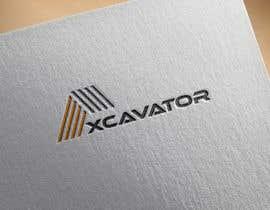 """#150 for Logo Design for """"Xcavator"""" by nayemdesigner"""