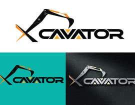 """#229 для Logo Design for """"Xcavator"""" от designarea89"""