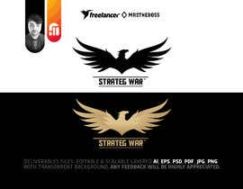 #27 для Logo for a board game company/series refering to the roman eagle от mrstheboss
