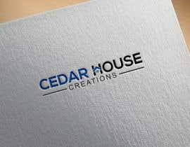 "#77 для We need a Logo for ""Cedar House Creations"" от Tawsib"