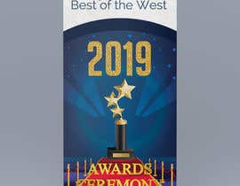#31 для Best of the West Pull Up Banner от creativetyIdea
