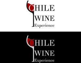 #44 untuk Logo Chile Wine Experience oleh soffis