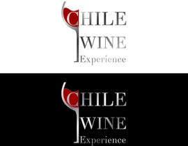 #45 untuk Logo Chile Wine Experience oleh soffis