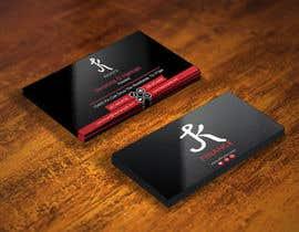 #119 for Design a new business card af Romshed