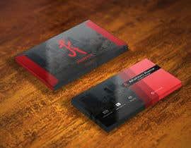 #53 for Design a new business card af mahimrana909