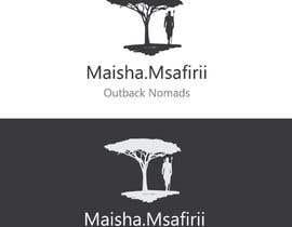 nº 5 pour Maisha.msafirii Logo Design for outback nomads par fahimkhanhamin