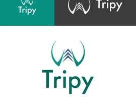 #66 for Logo imagen corporativa Tripy af athenaagyz