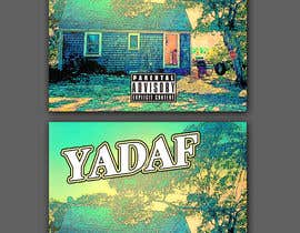 #28 para Summer Hip-Hop Album Cover ARTWORK por freeland972
