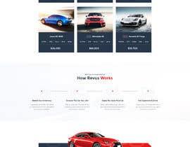 #45 para Design UI/UX for the main page of  our eCommerce site por kadir01