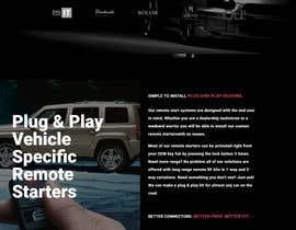 #38 para Design UI/UX for the main page of  our eCommerce site por amanuddin1180