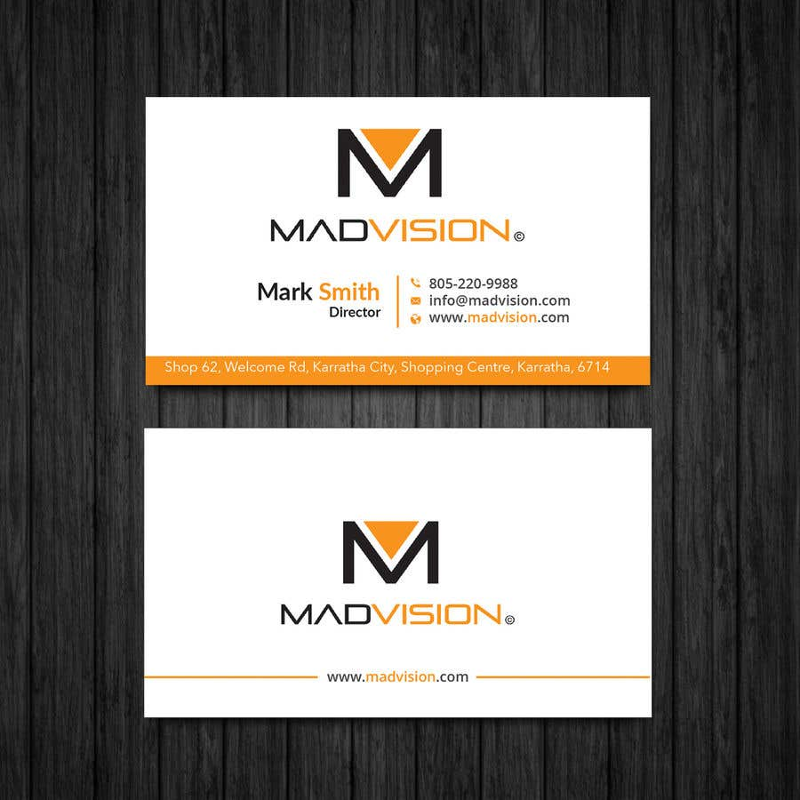 Proposition n°525 du concours Layout Business card