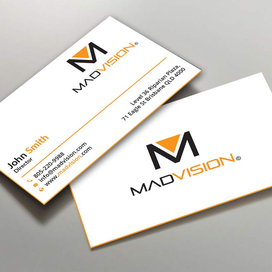 Proposition n°527 du concours Layout Business card