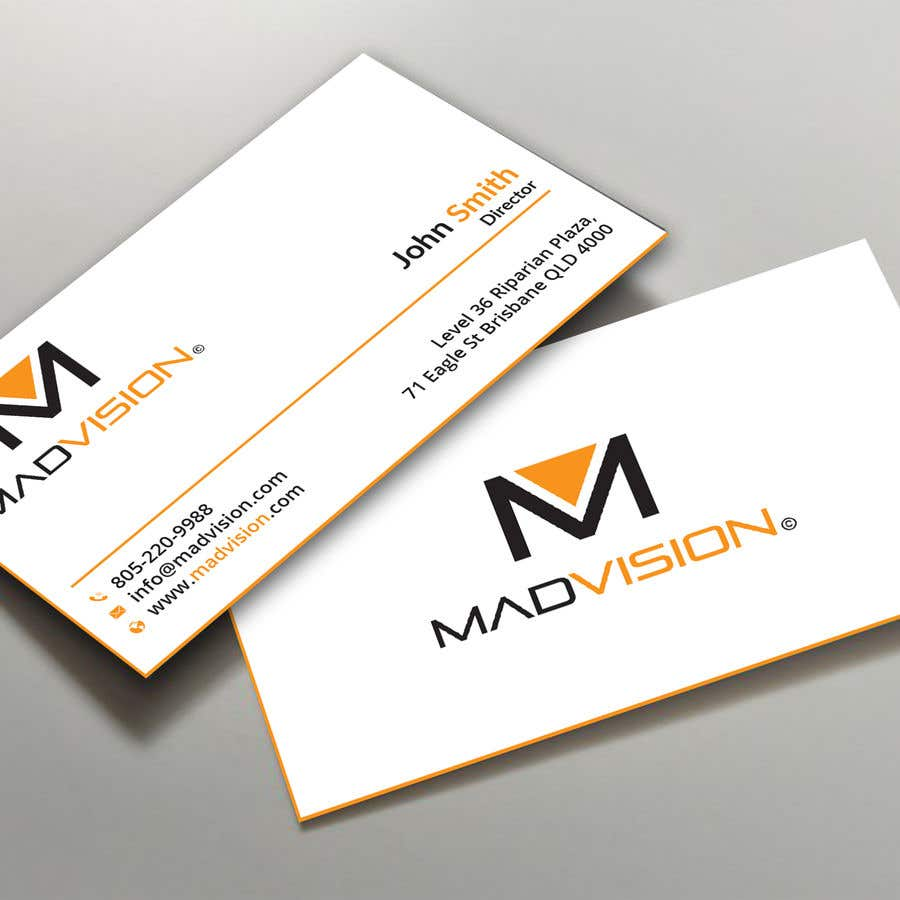 Proposition n°528 du concours Layout Business card