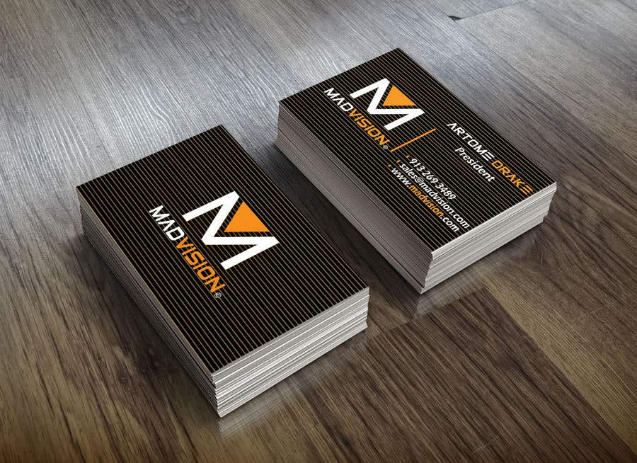 Proposition n°69 du concours Layout Business card
