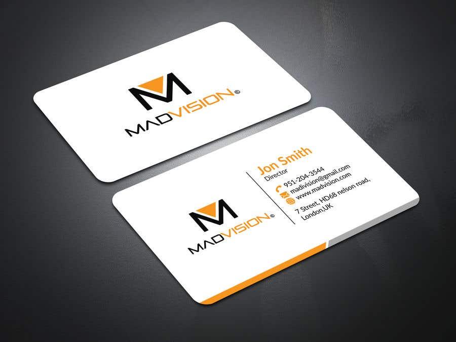 Proposition n°398 du concours Layout Business card