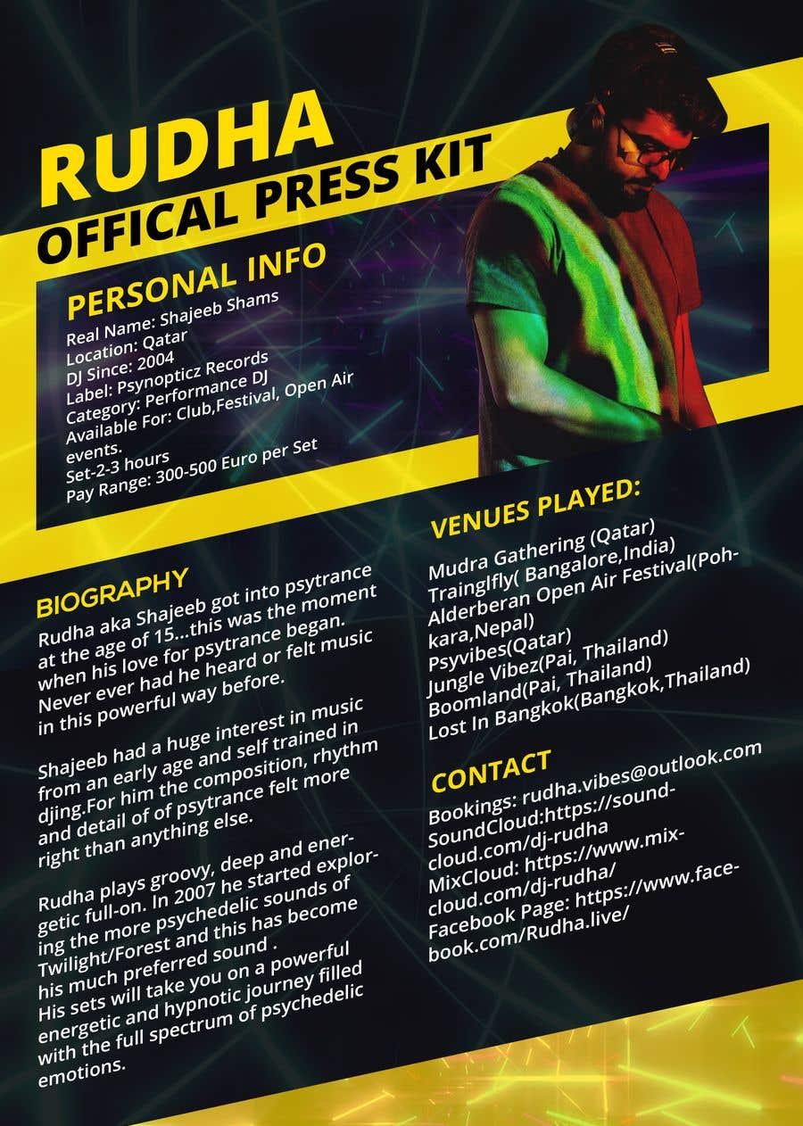 """Intrarea #8 pentru concursul """"DJ protofolio"""""""