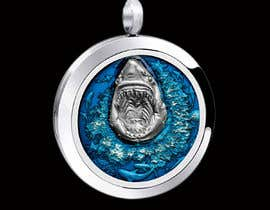 #20 untuk Stainless Steel Jewelry Designs - Shark Oil Diffuser Locket oleh syedsumon555