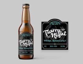 nº 25 pour Design beer bottle labels par Inkfiend